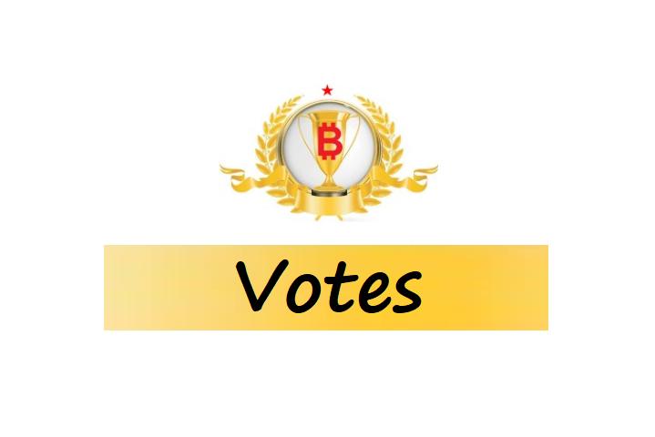 2. Buy me VOTES!
